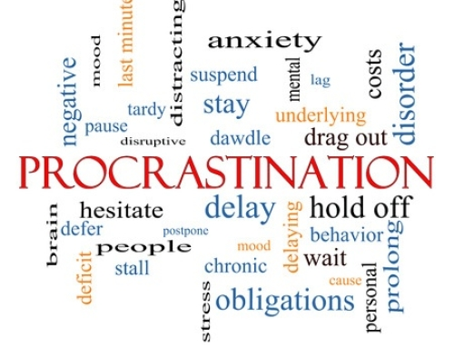 "3 Proven Strategies To ""Punt Procrastination"""